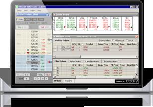 CQG Trade лучшая торговая платформа Forex