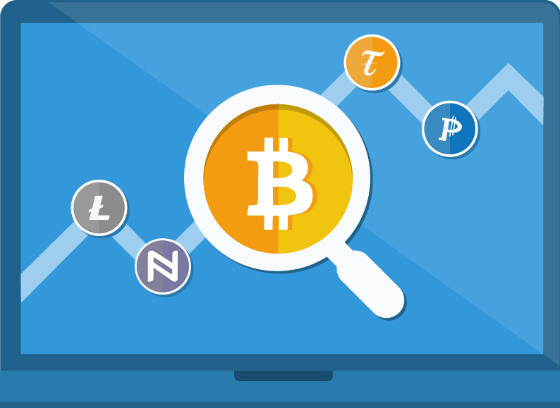 Выбор площадки для криптовалют