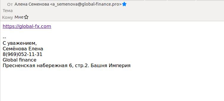 Global FX отзывы